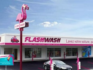 Flash Wash Villeneuve-St-Georges